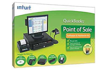 Quickbooks POS System Forest Lake
