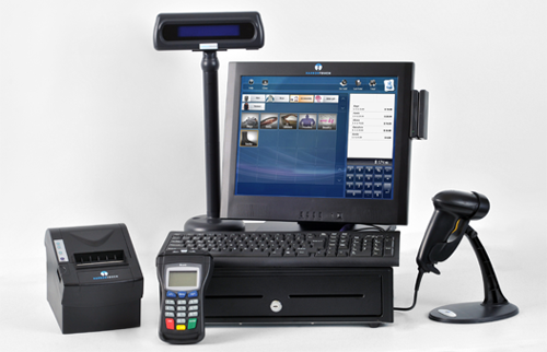 POS System White Rock